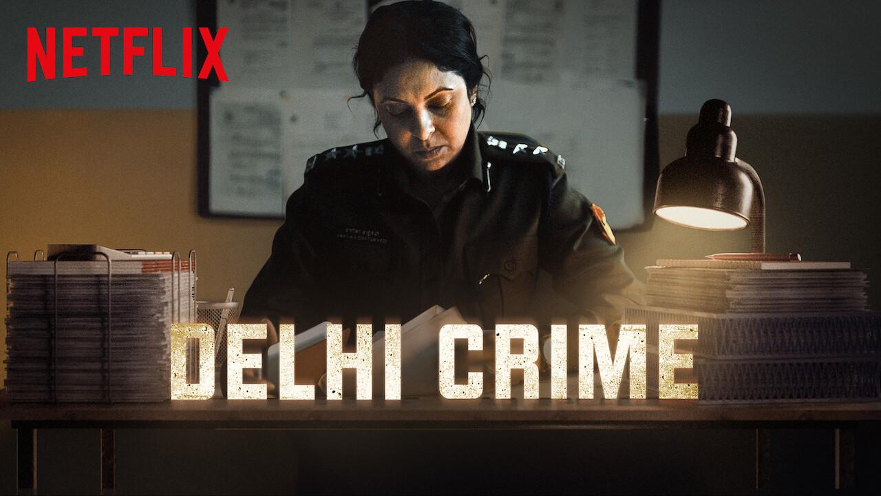 Delhi Crime on Netflix Canada