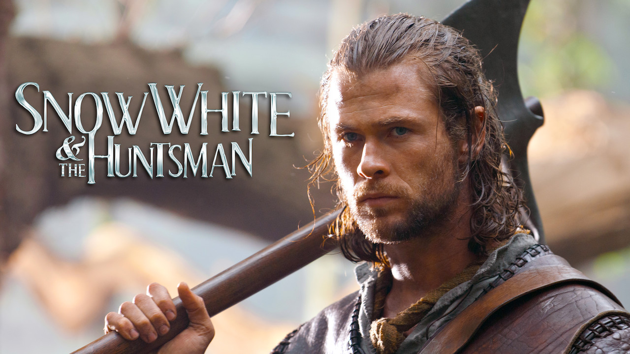 Snow white and the huntsman netflix
