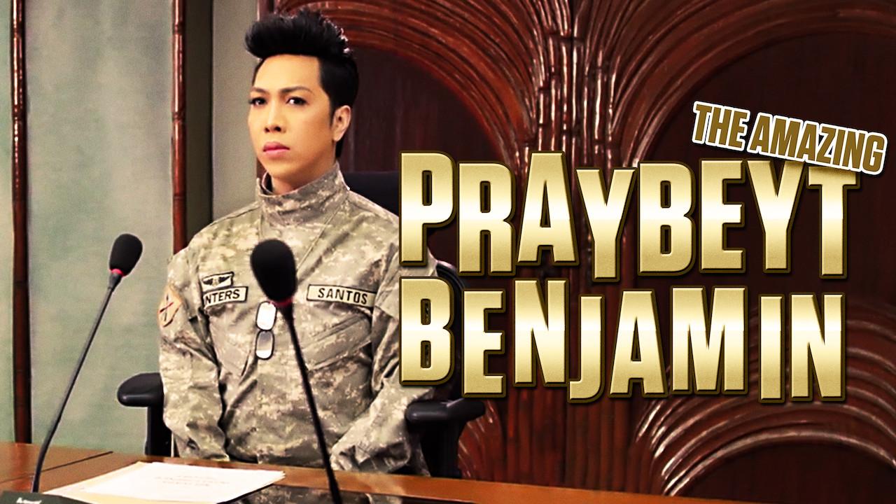 The Amazing Praybeyt Benjamin on Netflix Canada