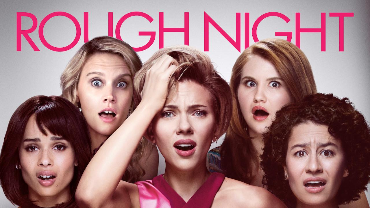 Rough Night on Netflix Canada
