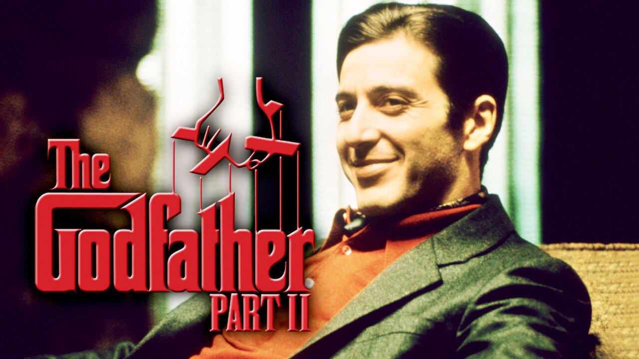 The Godfather: Part II on Netflix Canada