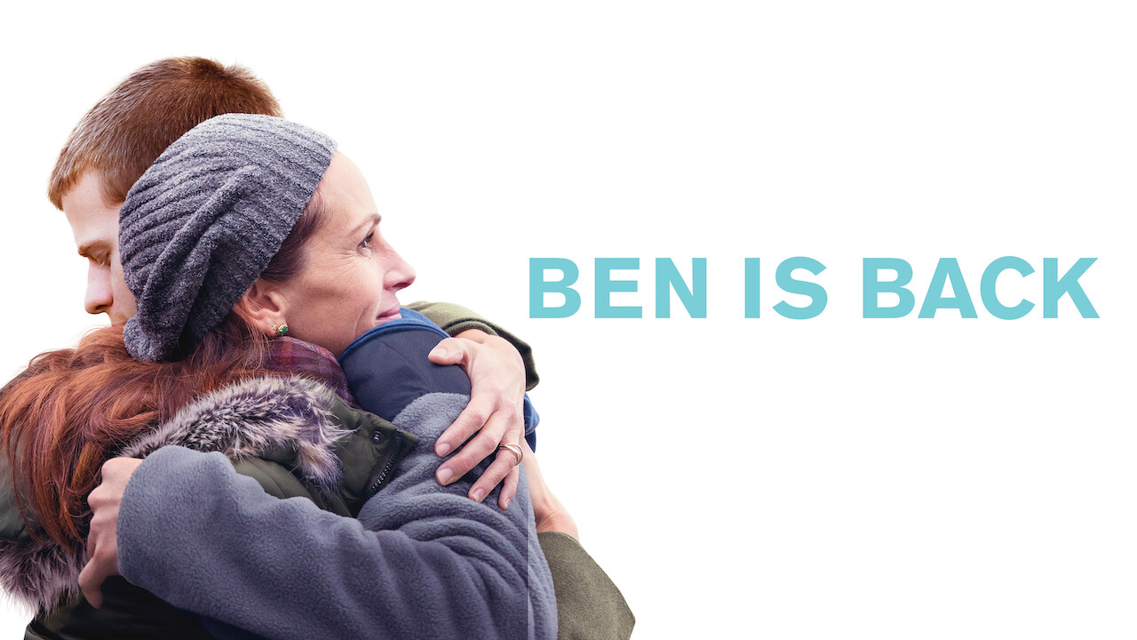 Ben Is Back on Netflix Canada